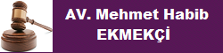 M. H. Ekmekçi