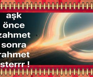 Aşk Önce Zahmet Sonra Rahmet İsterrr!